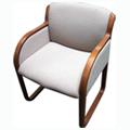 Beige Office Chair