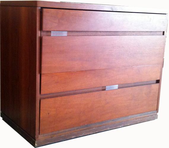 Two Shelf Office Drawer