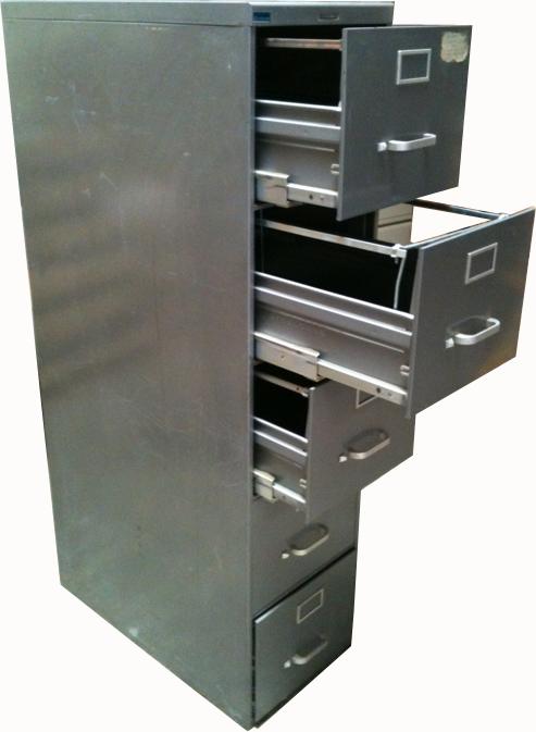 Metal Filing Cabinet, Metal Filing Cabinet